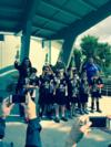 The GPTS Knights Win the Parkland, Florida League 7-8 Year Old Soccer Championship